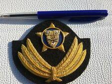 Congo Zaïre insigne casquette police
