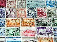 Siria 50 diversi Francobolli
