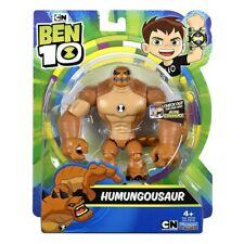 BEN 10 HUMUNGOUSAUR FIGURE DINO BATTLER HERO CARTOON NETWORK