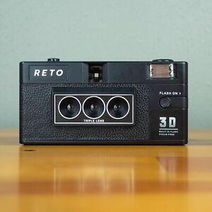 RETO 3D 35mm Film Camera