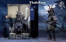 Samurai Female Warriors Vintage Armor Deluxe Version PopToys 1/6 W003B USA