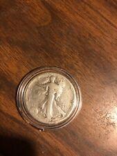 Mint condition 1923 Walking Liberty US Silver Half Dollar