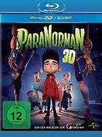 Paranorman (+ Blu-ray) [Blu-ray 3D] von Butler, Chri... | DVD | Zustand sehr gut