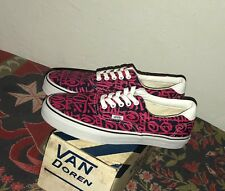 b970535044ba62 Vans Authentic Van Doren Era 59 Tribal Blue Pink White Size 8.5 New
