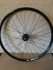 Mavic XM319 Disc Q/R Rear Wheel 650B / 27.5 for 8/9 speed cassette + Delivery
