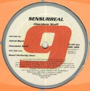 """Sensurreal - Chocolate Stuff 12"""" Vinyl Schallplatte 193484"""