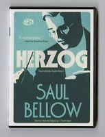 Herzog:  by Saul Bellow - MP3CD - Audiobook
