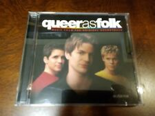 Queer As Folk: Music From The Original Soundtrack CD (2001)