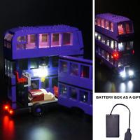 Led Light For The Knight Bus LEGO 75957 Building bricks Lighting Harry Potter