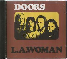 THE DOORS  -  L.A. WOMAN.    /    REMASTERED.   OZ PRESSING.