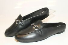 Vionic Size 7 38 Womens Adeline Leather Flat Mules Comfort Shoes TVW5056