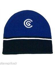 Cleveland Winter Golf Beanie Hat. Blue / Black