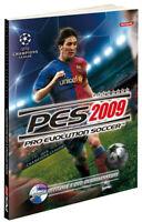 Pro Evolution Soccer Pes 2009 - Conduite Stratégiques Konami