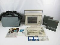 Vintage NEC POWERMATE PORTABLE Computer APC IV APC-H701 Early Laptop RARE FIND