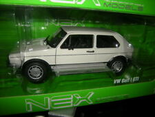 1:18 Welly NEX VW Golf I GTI white/weiss in OVP