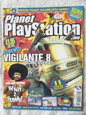 50421 Issue 12 Playstation Planet Magazine 1999