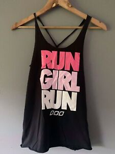 Lorna Jane Active NWOT Singlet Top Fitness Gym Active Wear Size M