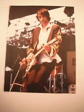 Peter Buck REM Guitarist 12x9 Coffee Table Book Photo Page