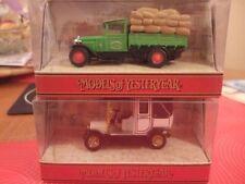 Matchbox Ford Vintage Manufacture Diecast Trucks