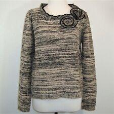 SONIA RYKIEL Paris Wool Cashmere Blend Sweater Italy Size 46 (Lg)