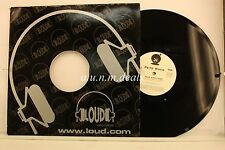 """Pete Rock - Take Your Time - LOUD  Records   LP 12"""" (VG) (PROMO) Single"""