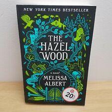 The Hazel Wood by Melissa Albert (paperback)