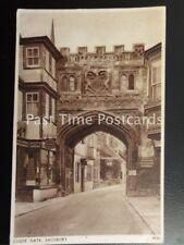 c1945, Close Gate, Salisbury, showing 'North Gate House, Stonehenge Woollen Ind'