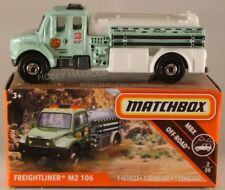 MATCHBOX POWER GRABS #61 Freightliner M2 106 Fire Truck, 2018 issue (NEW in BOX)