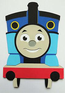 Thomas The Train Paper Die Cut Paper Scrapbook Embellishment