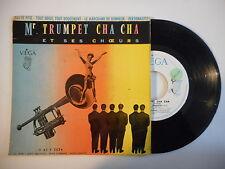 Mr TRUMPET CHA CHA : PAS DE PITIE ► EP / 45 ◄ PORT GRATUIT