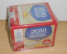 Panini World Cup Russia 2018 Promo DISPLAY BOX FREE VERSION PORTUGAL 50 packets