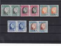 south  africa mounted mint  stamps  pairs  ref 10469