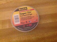 Scotch® Super 33+ Vinyl Electrical Tape, 3/4 in x 66 ft