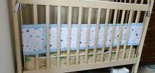 Airwrap breathable mesh cot bumper (4 sides)