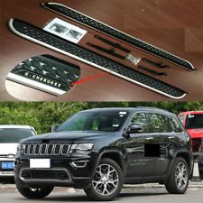 Running board fits for Jeep Grand Cherokee 2011-2021 aluminum side step nerf bar