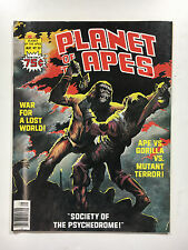 Planet of the Apes #20 VF+ Marvel Magazine 1976 glossy