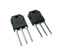 Transistor de potencia Planar 2SD1047/KTD1047 2SB817/KTB817 par de cortesía