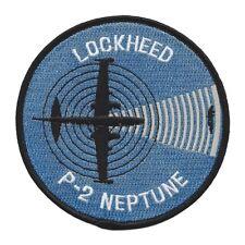 LOCKHEED MARTIN U.S. Navy VP-2 NEPTUNE Military Collectors Patch
