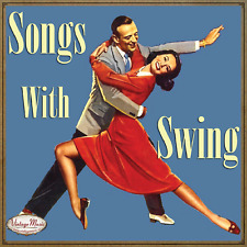 Songs with Swing CD Vintage Compilations / Fred Astaire, Marilyn Monroe...