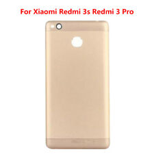 Original For Xiaomi Redmi 3S Real Replace Housing Back Battery Door Case Cover