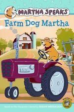Martha Speaks: Farm Dog Martha (Reader)-ExLibrary