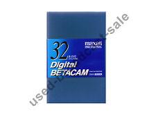 Maxell B-D32 - Digital BETACAM Kassette