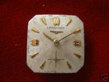 VINTAGE LONGINES 370 MECHANICAL MOVEMENT AND DIAL