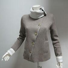 VIRTUS PALESTRE giacca donna lana mod.C2VP8051881D col.BEIGE tg.L inverno 2013