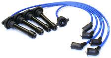 Honda Accord NGK Blue Spark Plug Wire Set HE62+NGK V-Power Colder Spark Plug