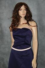 Forever Yours Violet Robe de bal & Sac de Taille 8 demoiselle d'honneur robe de bal de mariage