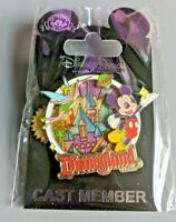 DLR - Cast Exclusive Disneyland Resort Tinker Bell and Mickey Mouse - Pin 118355