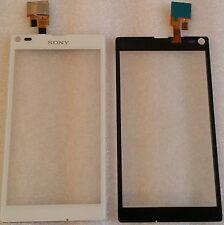 écran tactile touch Verre numérique flexible pour Sony Xperia L C2104 C2105