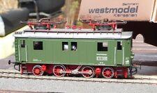 westmodel mahajan + Fischer M+F Locomotora 72 008 DRG EP 2. bbö-öbb, PRESSBURGER