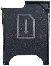 SIM Halter N Karten Leser Schlitten Adapter Card Tray Holder Sony Xperia Z